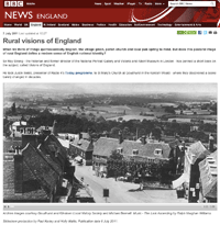 Goudhurst at the BBC