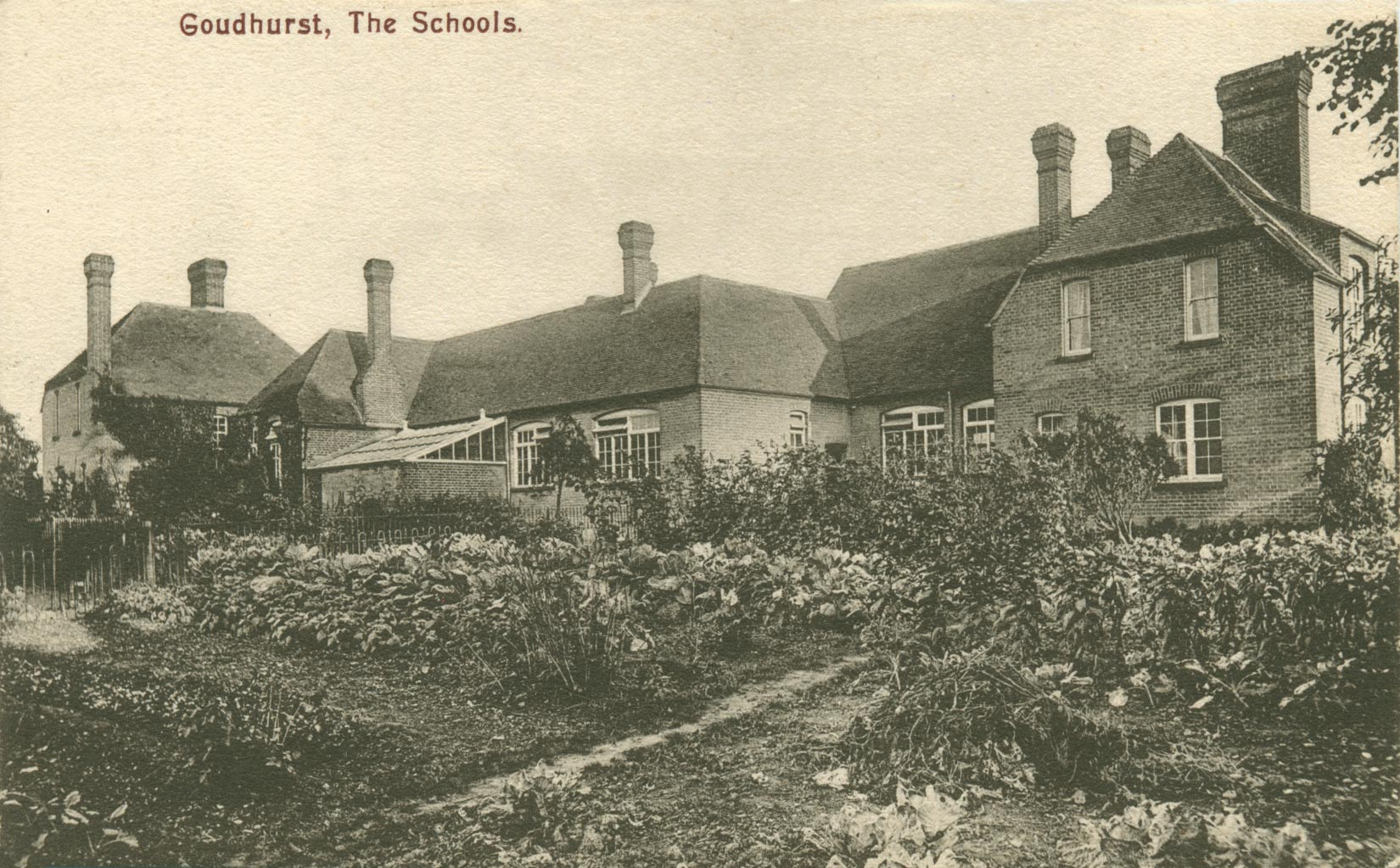The Old Schools at Goudhurst