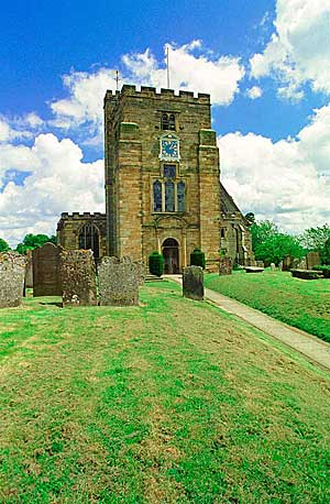 St. Mary's Church, Goudhurst. Photo: Michael Bennett http://michaelbennett.co.uk