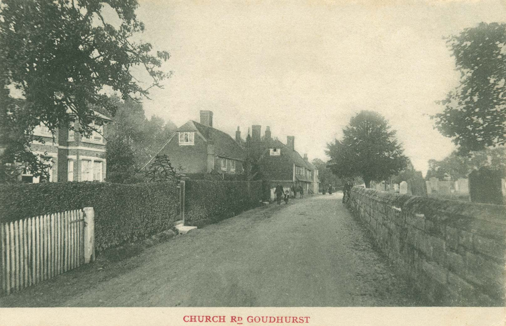 Church Road, Goudhurst