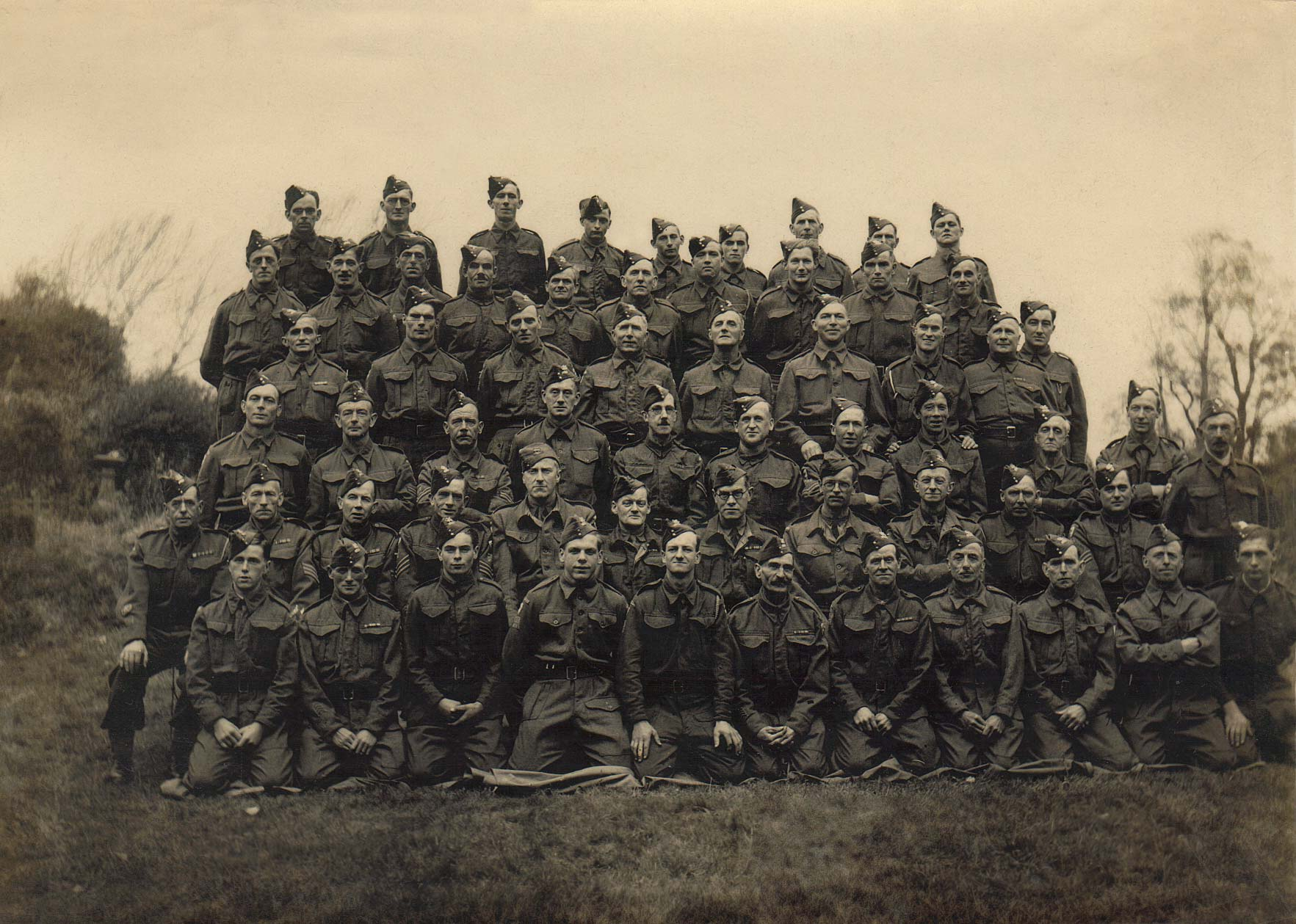 Goudhurst Home Guard, World War 2