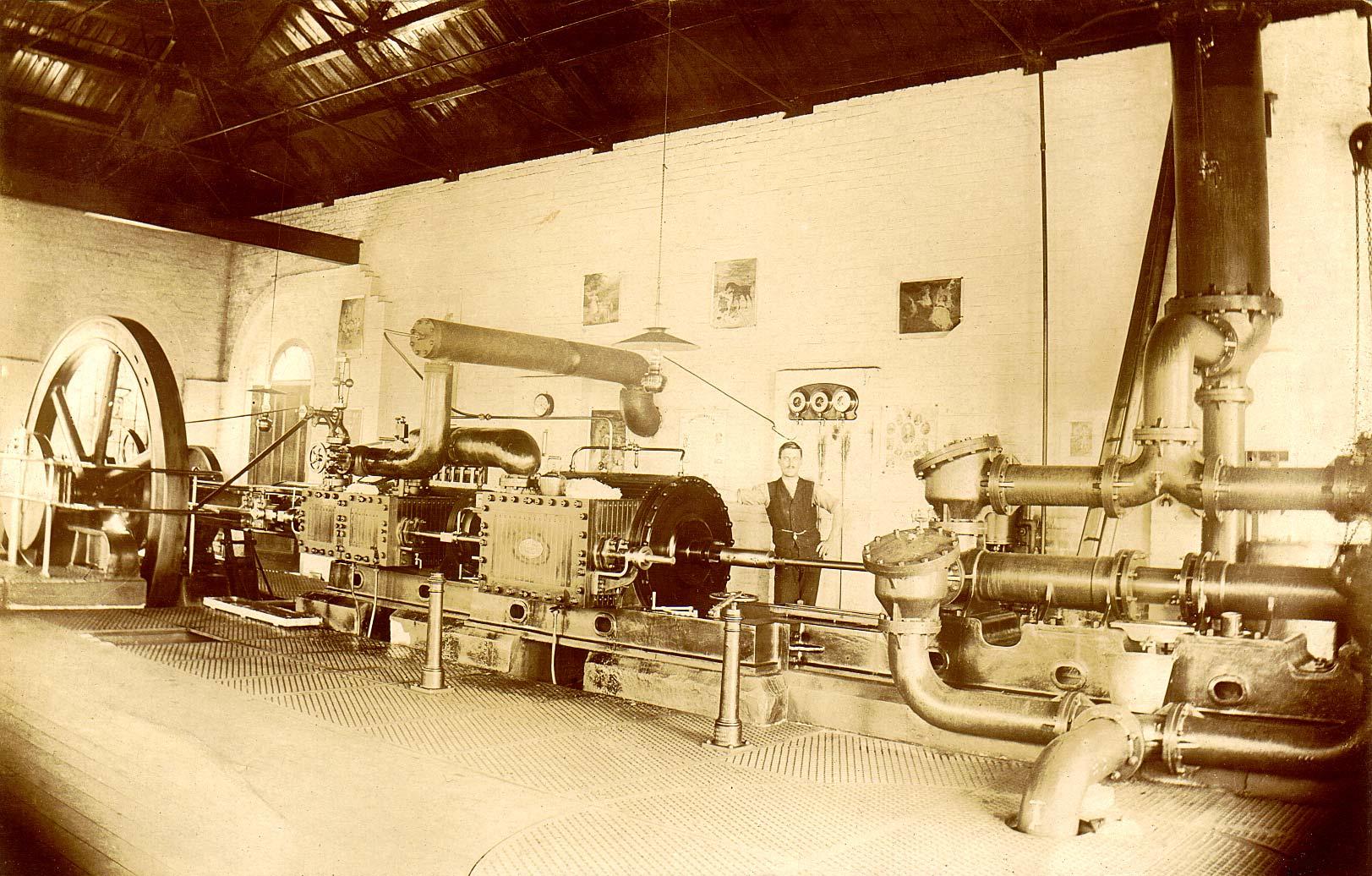 Goudhurst old waterworks