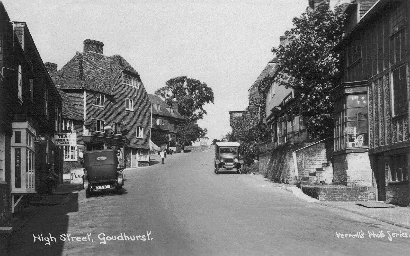 High Street, Goudhurst