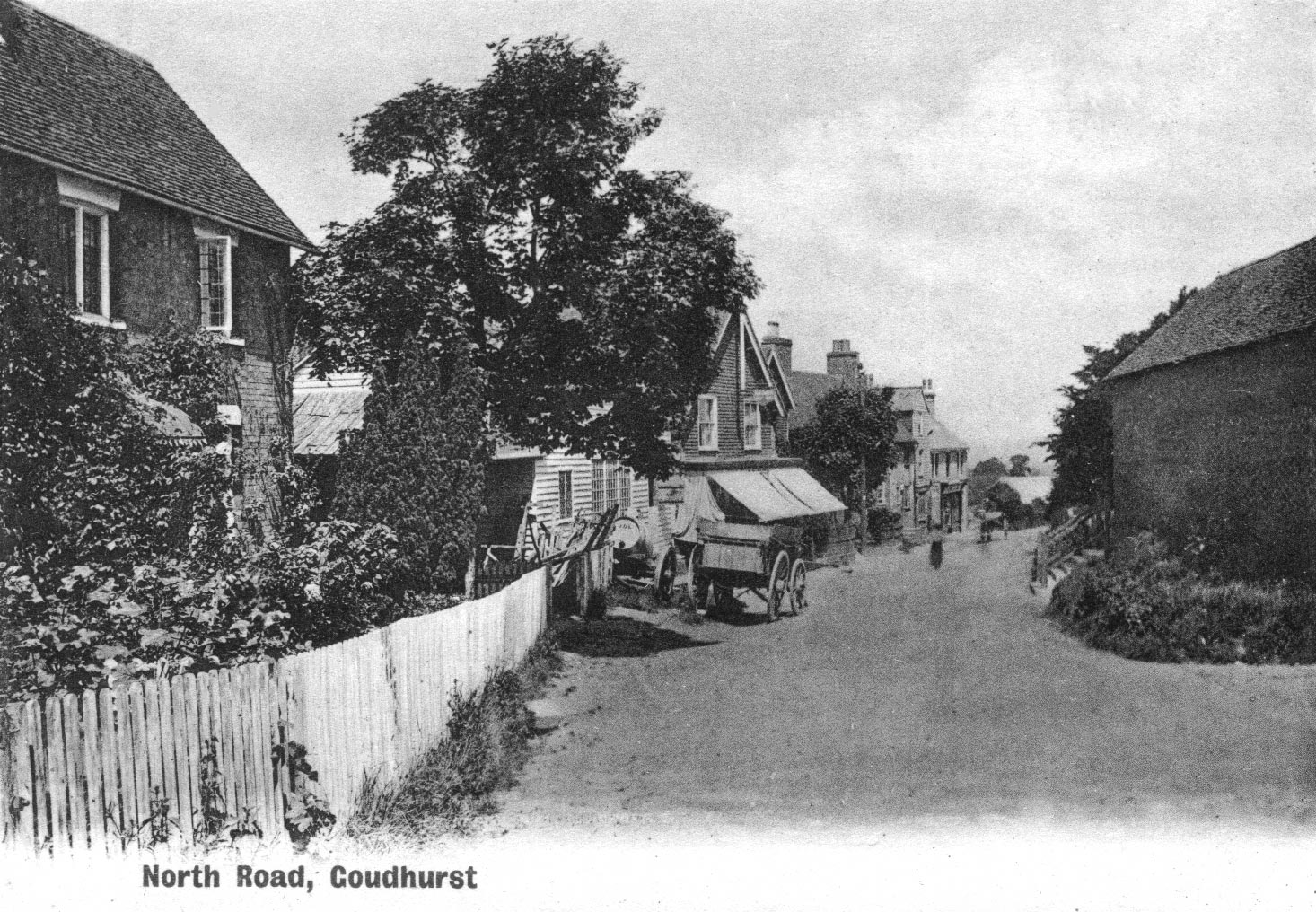 North Road, Goudhurst