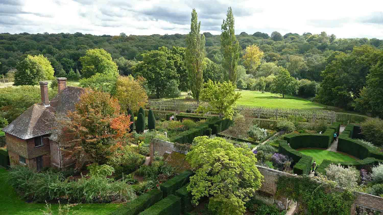 Sissinghurst Castle Gardens. Kent