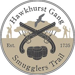 Hawkhurst Gang smugglers logo