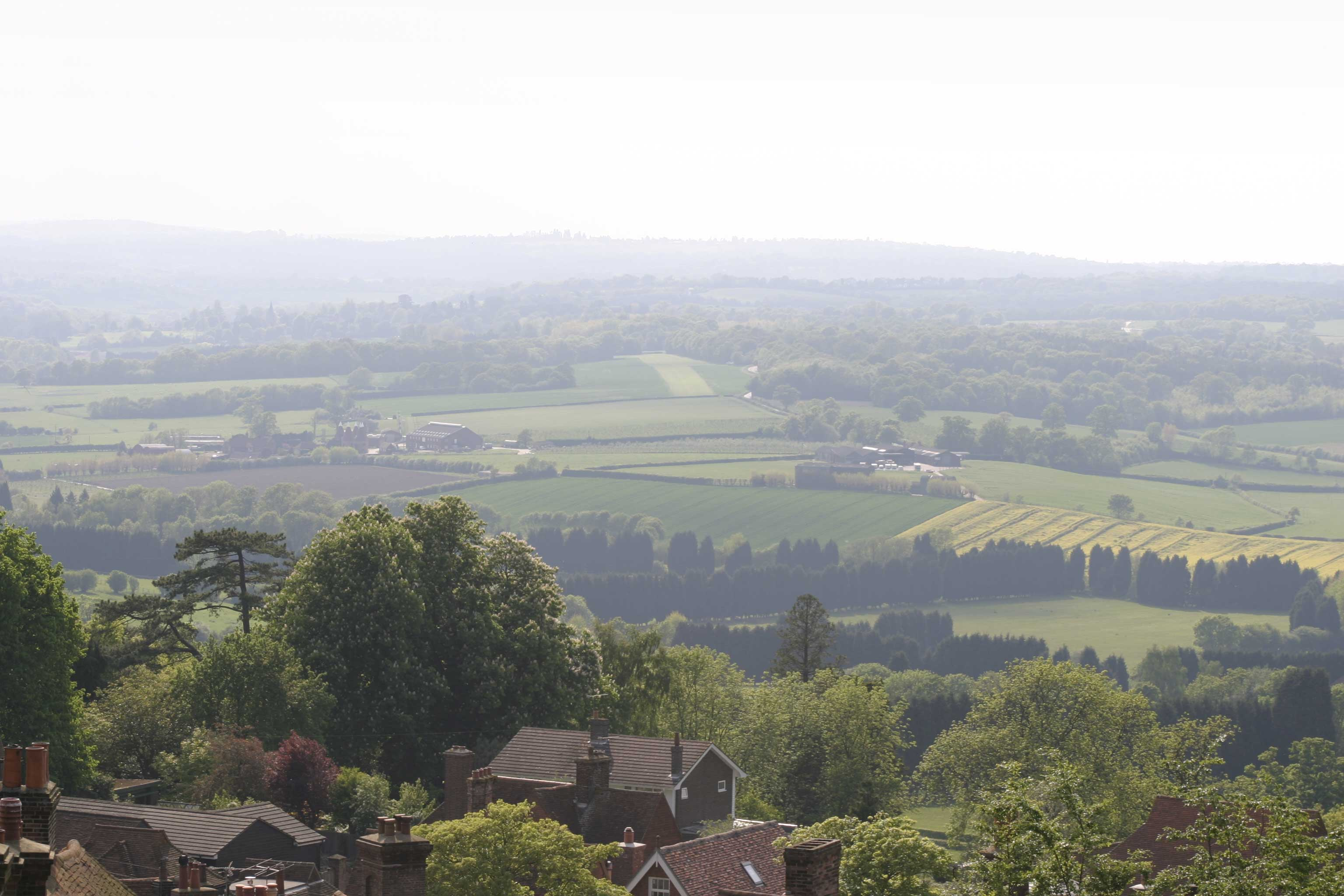 View-from-St.Mary's-Church-Goudhurst
